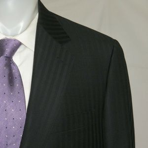 Canali Brown Label 13220 Two Button Suit 42S